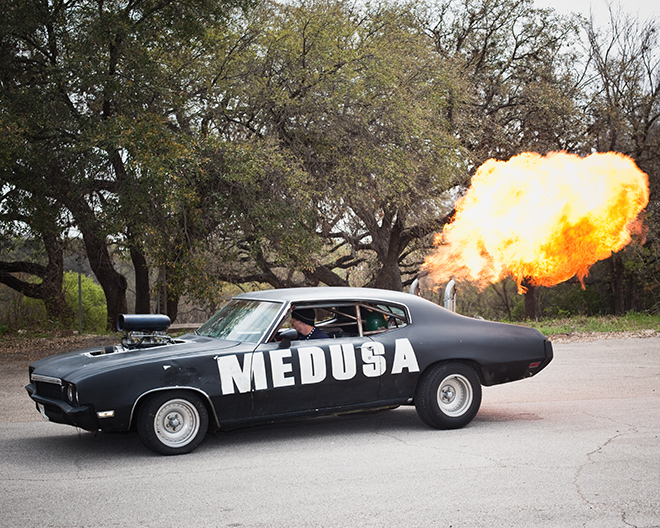 Ridiculous Supercharged Muscle Cars